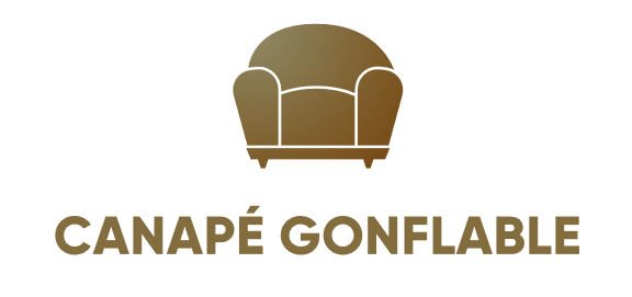 Canape gonflable